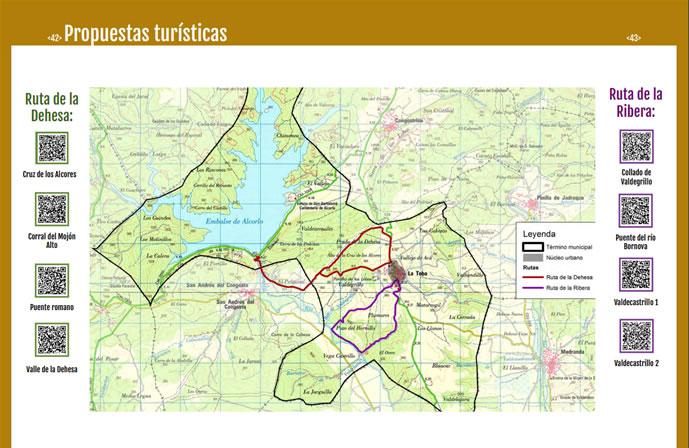 Guía Ambiental y turística de La Toba
