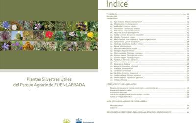 Guía de plantas útiles del Parque Agrario de Fuenlabrada